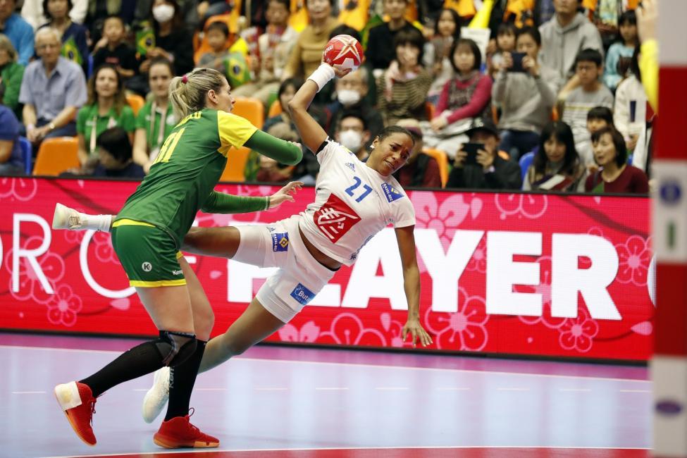 Brazil vs France