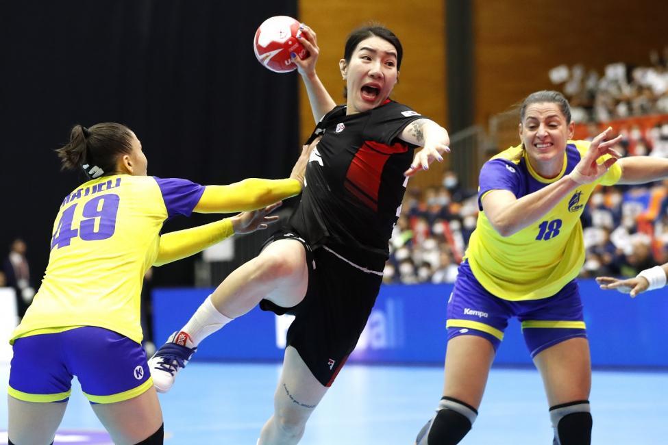Republic of Korea vs Brazil
