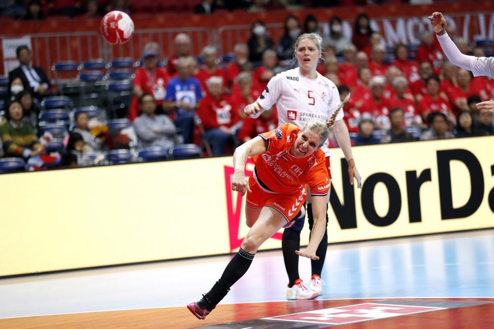 Denmark vs Netherlands