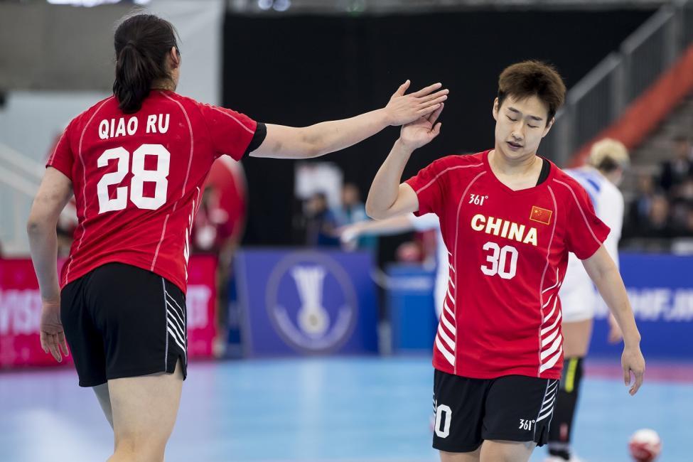 Australia vs PR of China