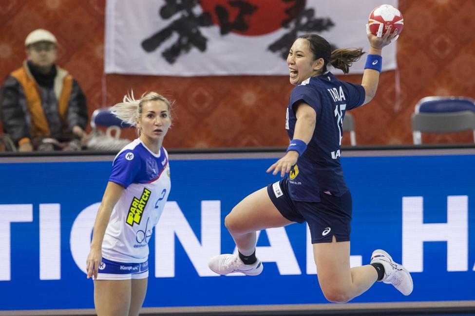 Japan vs Russia