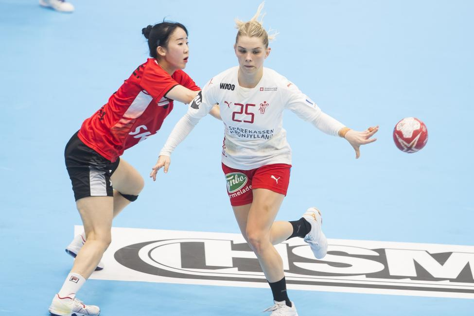 Denmark vs Republic of Korea