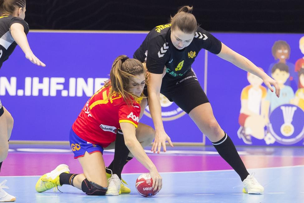 Montenegro vs Spain