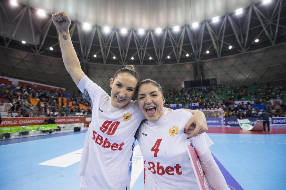 Montenegro vs Japan