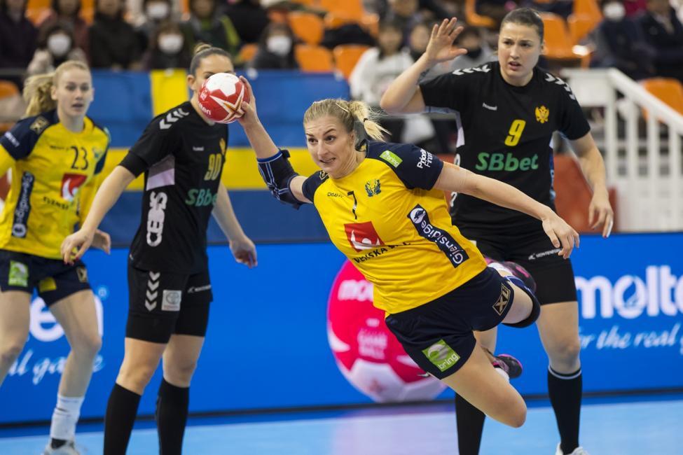 Montenegro vs Sweden