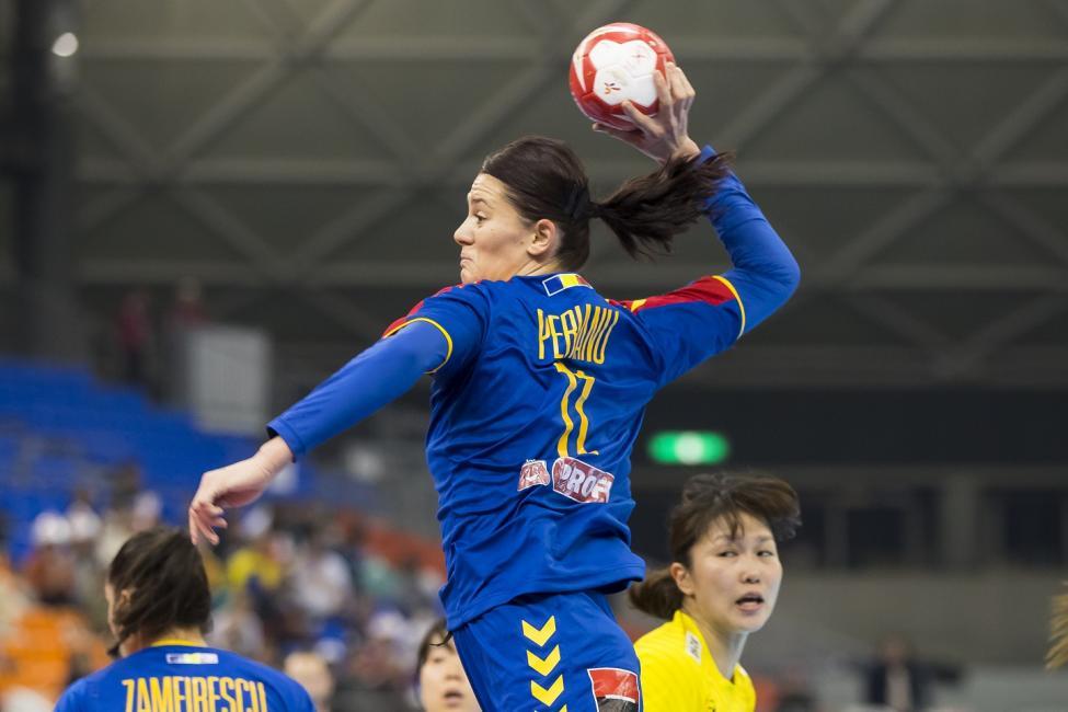 Romania vs Japan