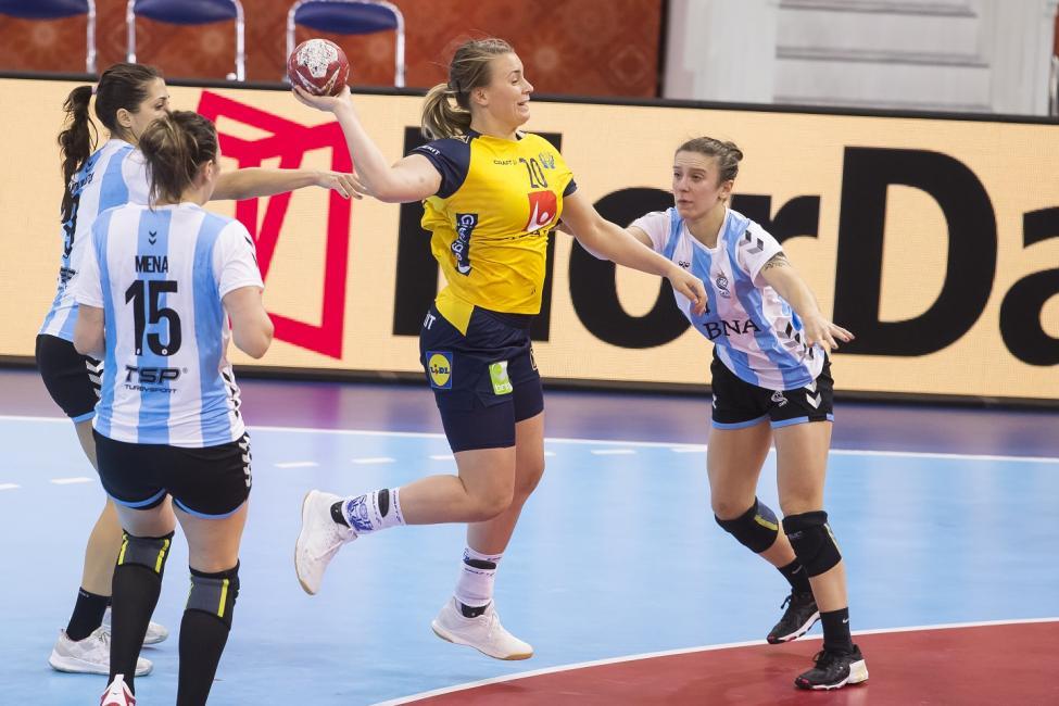 Sweden vs Argentina