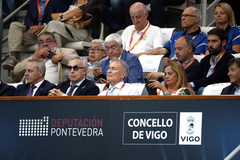 VIPs at Spain 2019