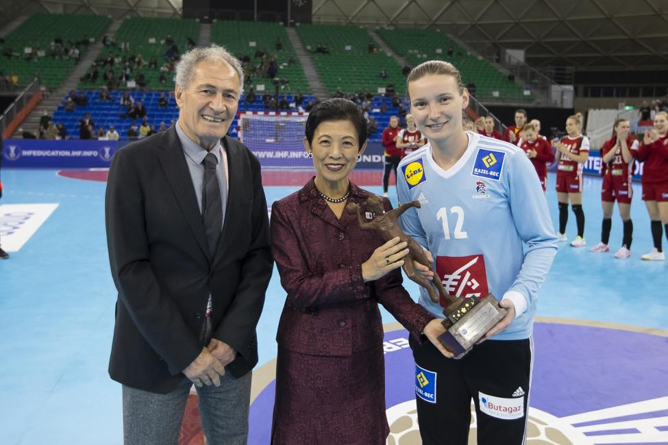 President's Cup awarding