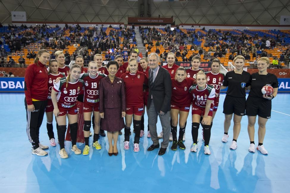 President's Cup finalists Hungary