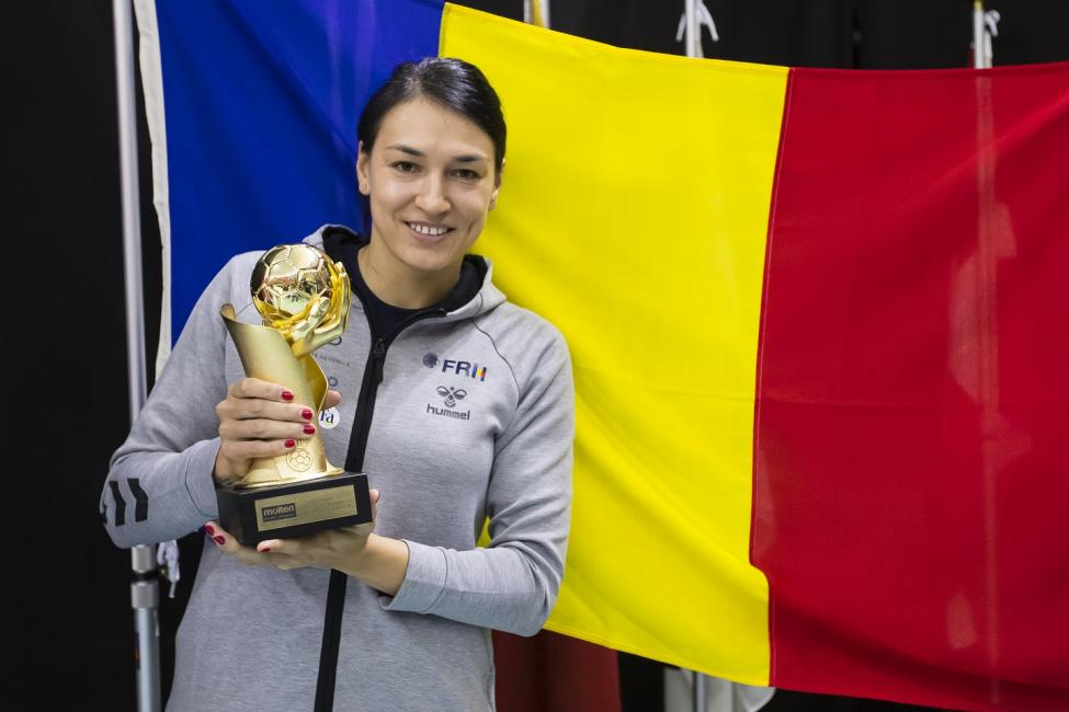 Women's Player of the Year 2018 - Cristina Neagu