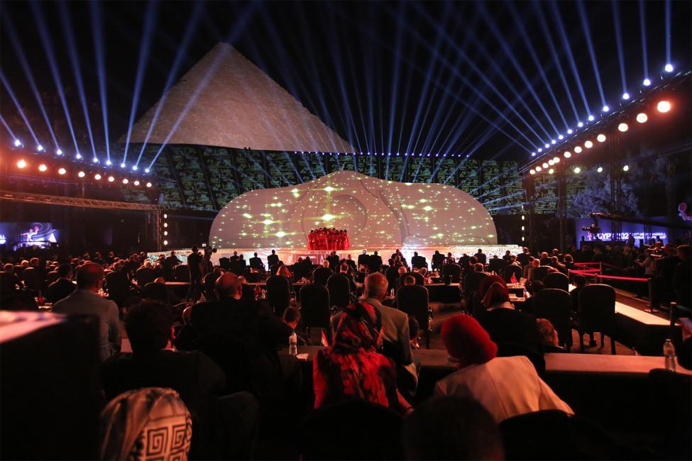 Egypt 2021 draw - dancers