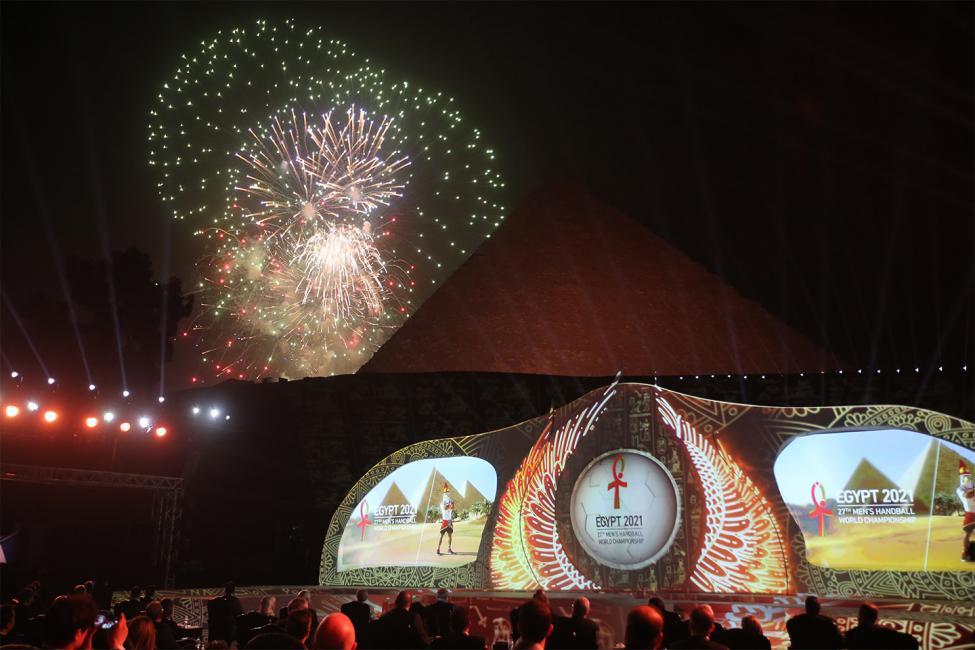 Egypt 2021 draw ceremony