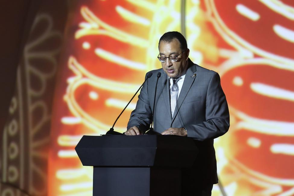 Egypt's Prime Minister Dr Mostafa Madbouly