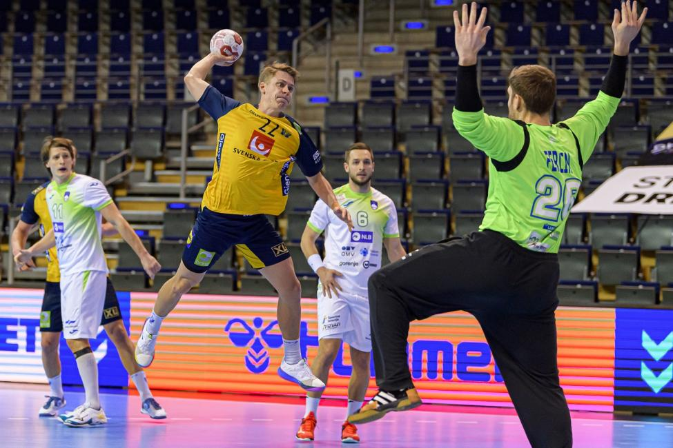 Sweden vs Slovenia