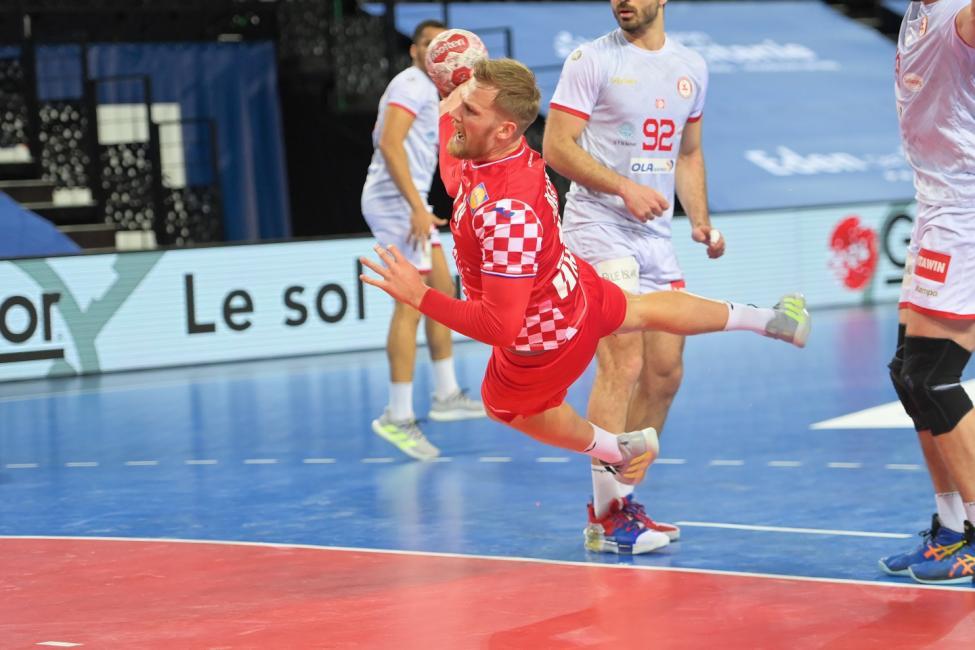 Croatia vs Tunisia