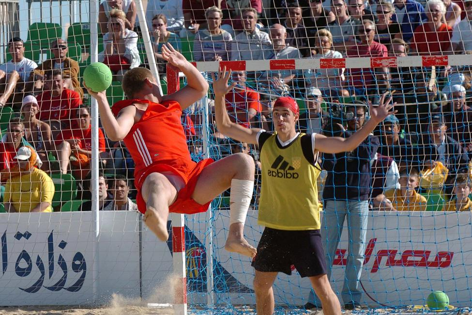 2004 Beach Handball World Championship