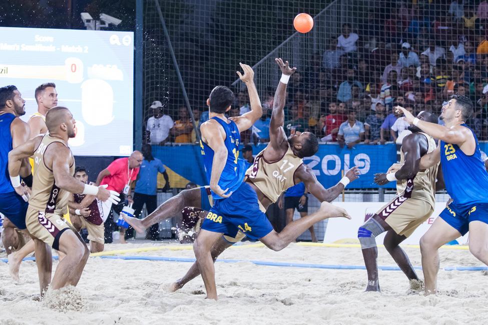 2019 ANOC World Beach Games