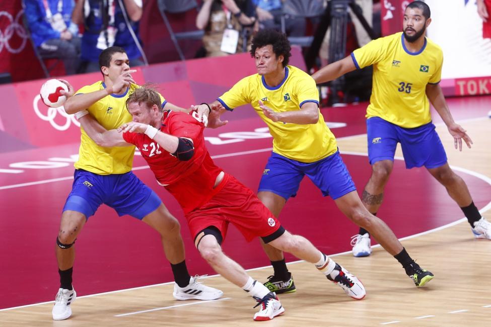 Norway vs Brazil