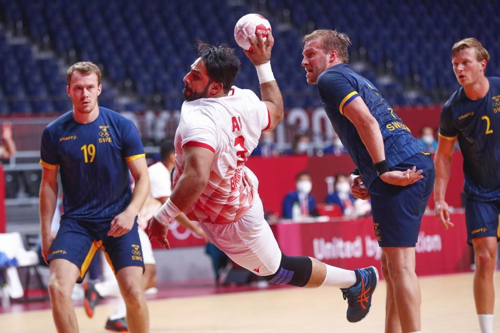 Sweden vs Bahrain
