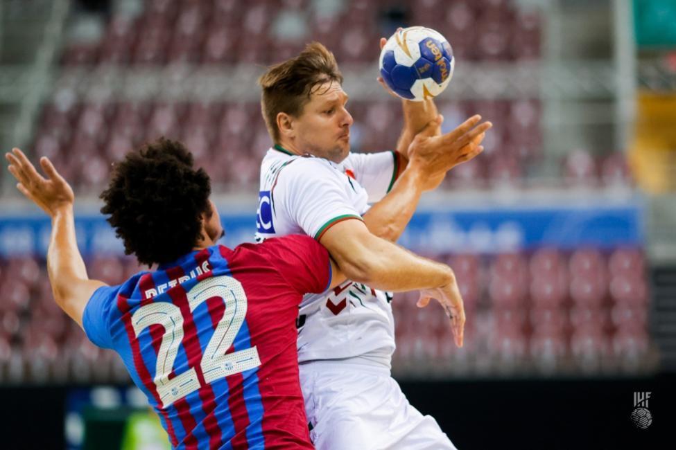 SC Magdeburg vs Barça