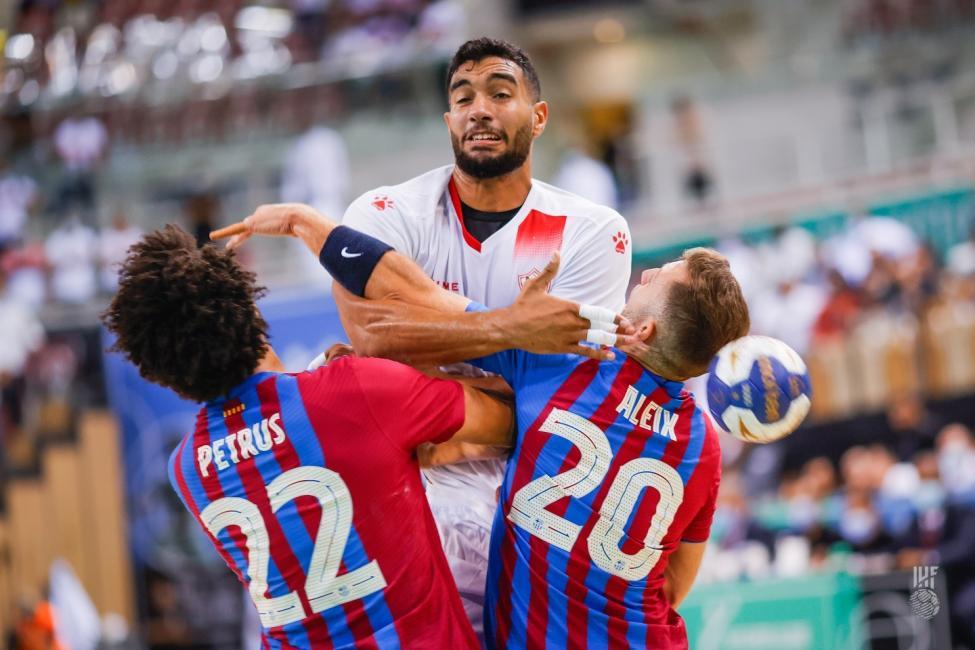 Barça vs Zamalek SC