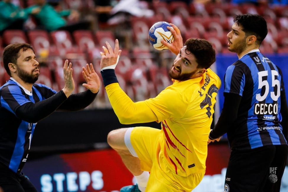 EC Pinheiros vs Barça