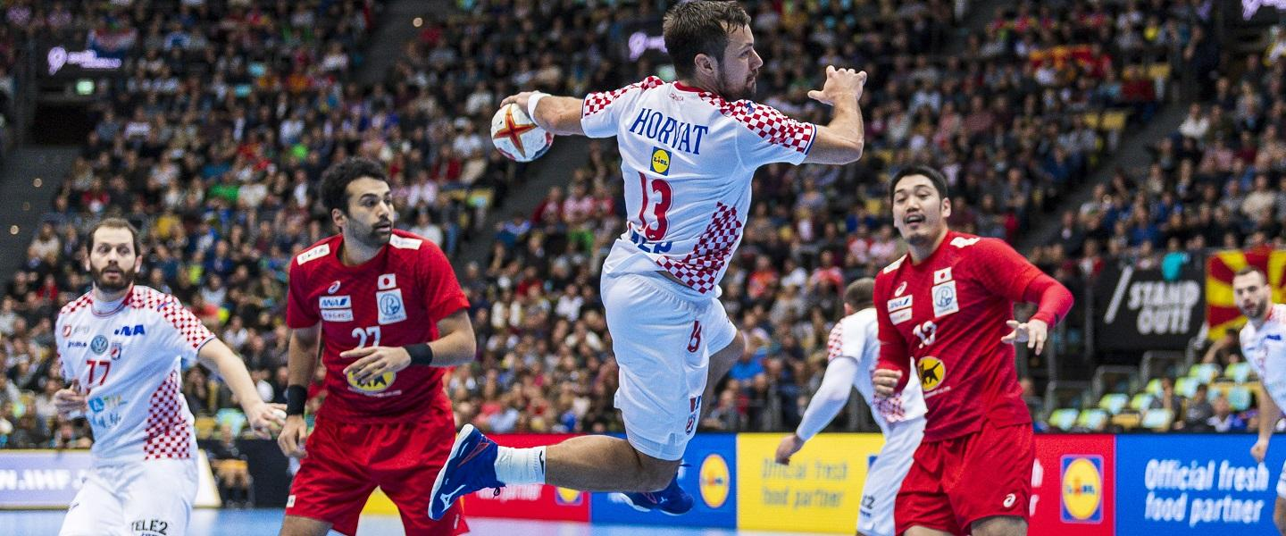 Group B: Horvat inspires Croatia to overcome Japanese threat