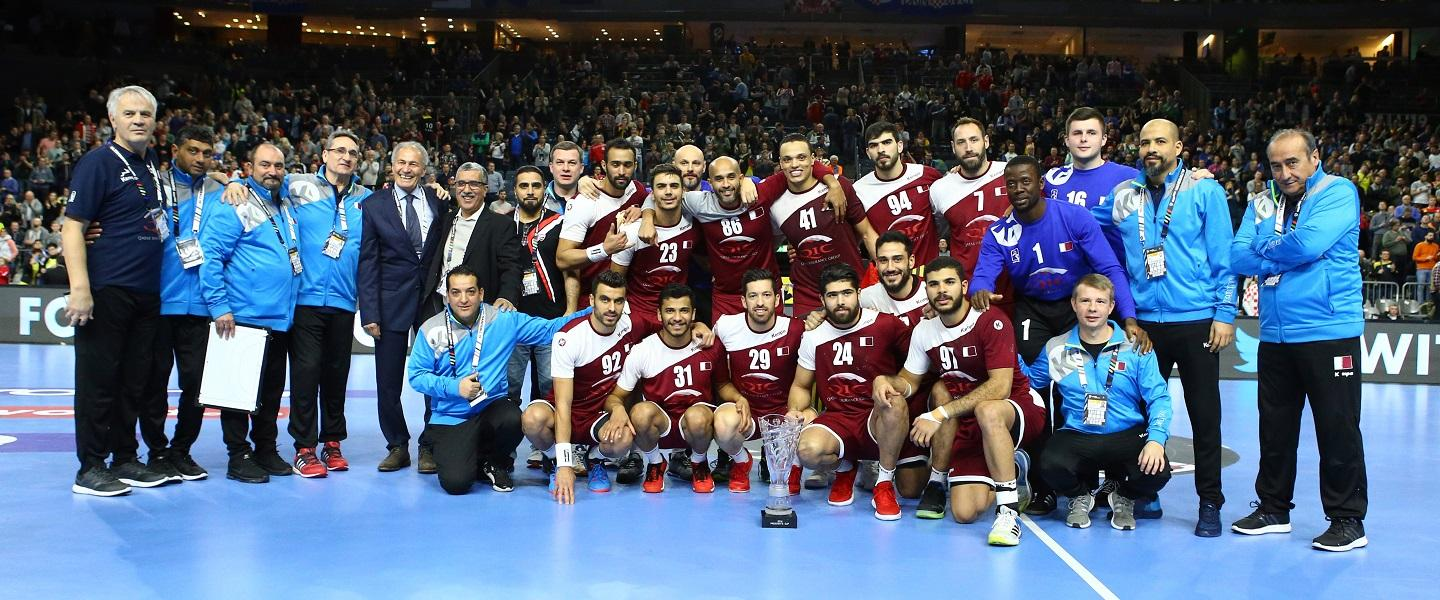 President's Cup: Qatar take title and 13th spot