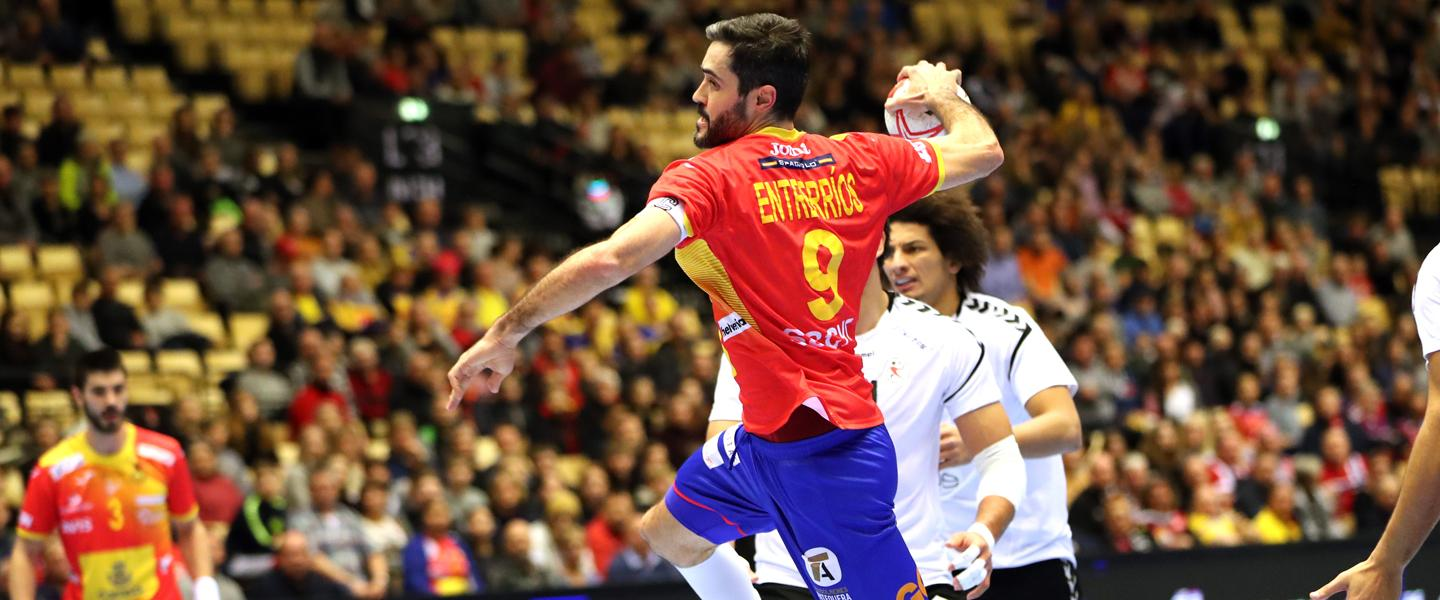 European champions Spain beat Egypt, confirm Olympic Qualification Tournament place