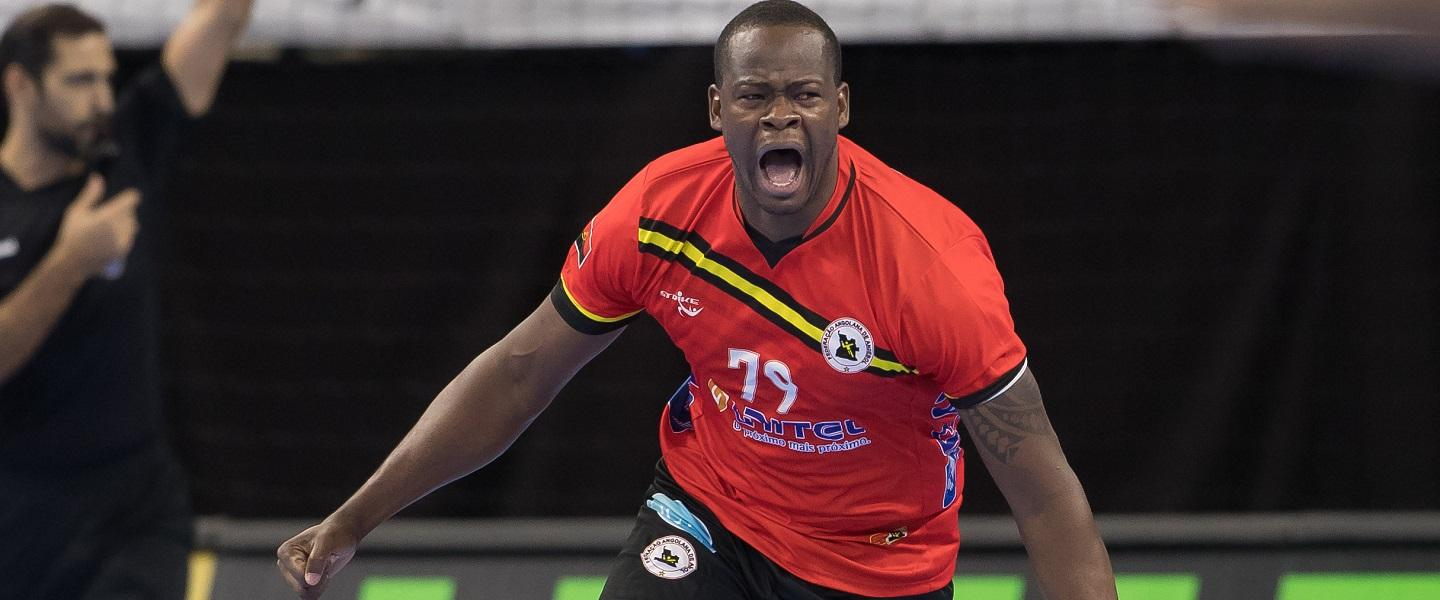 Group D: Angola cause first big upset; Argentina draw with Hungary