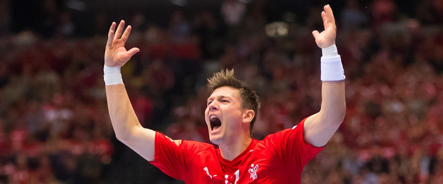 Group II: Denmark reach semi-finals, taking Norway with them
