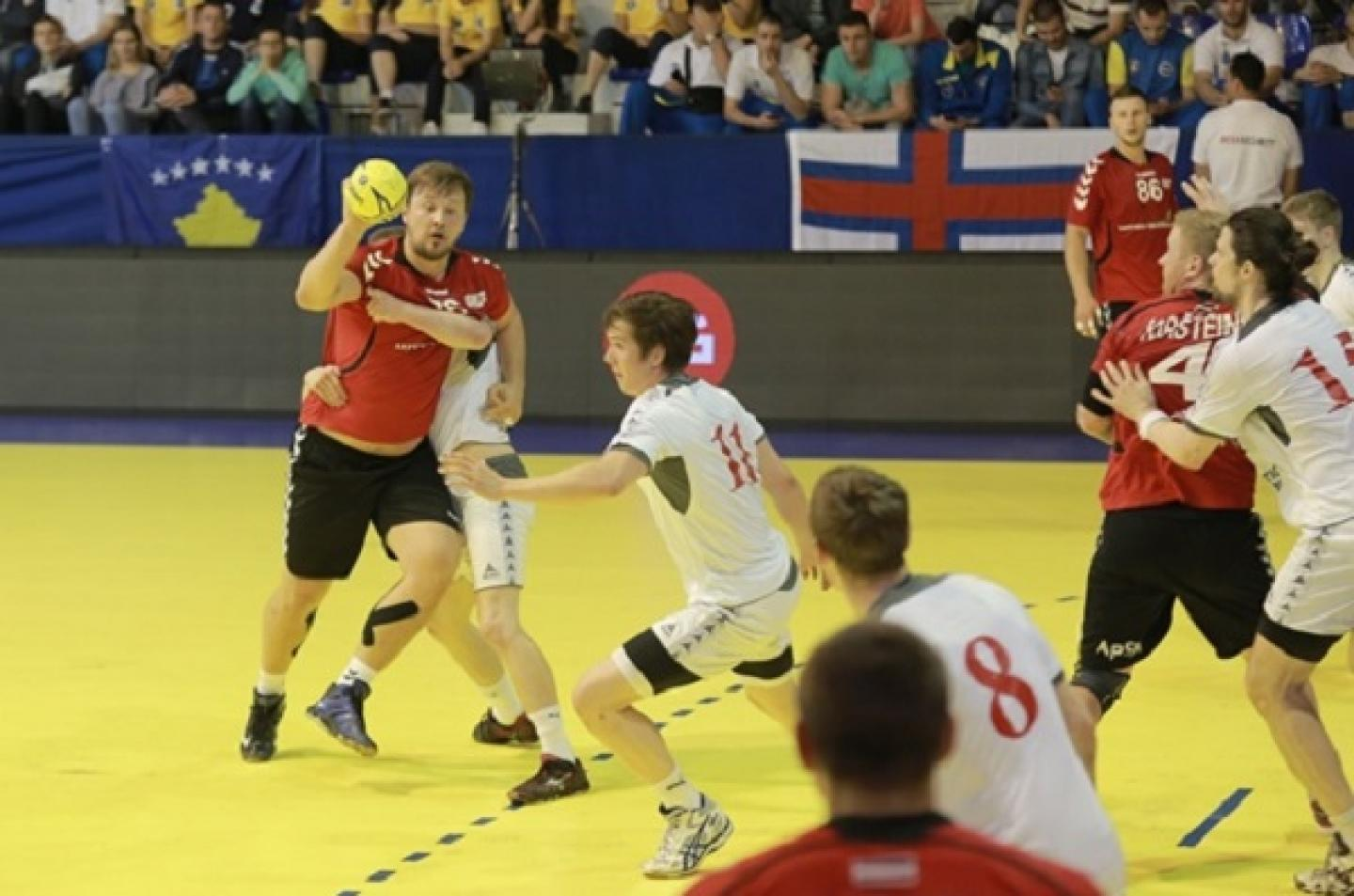 2nd IHF Men's Emerging Nations Championship