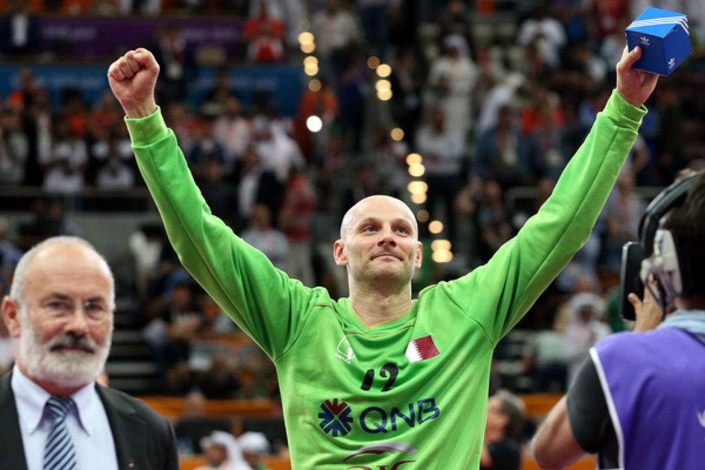 Qatar take first final spot | IHF