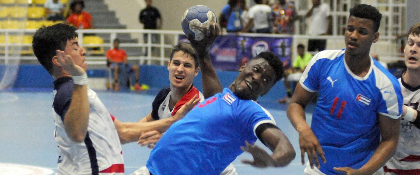 Cuba claim gold – and a ticket to Georgia 2019