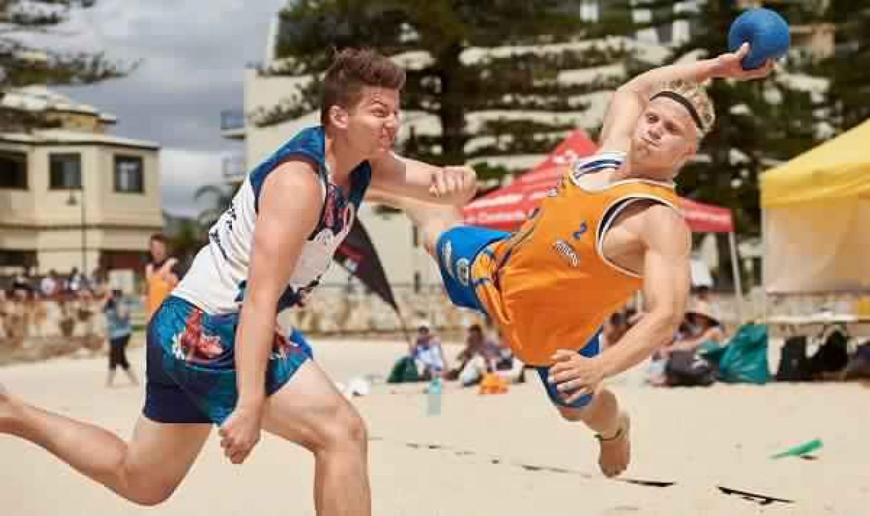 Ochf And Australian Beach Handball Championships Set For