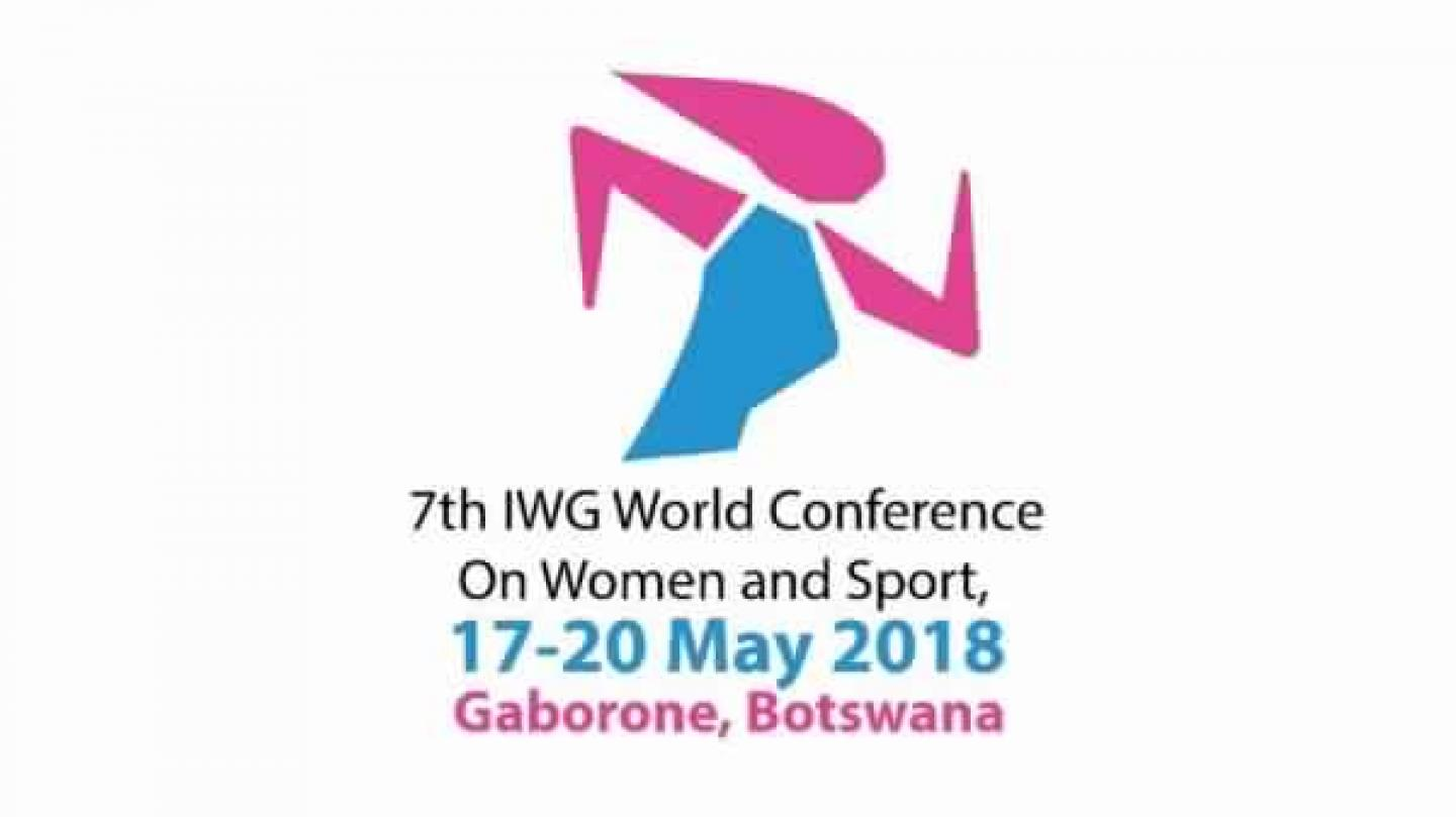 7th IWG World Conference on Women and Sport in Gaborone