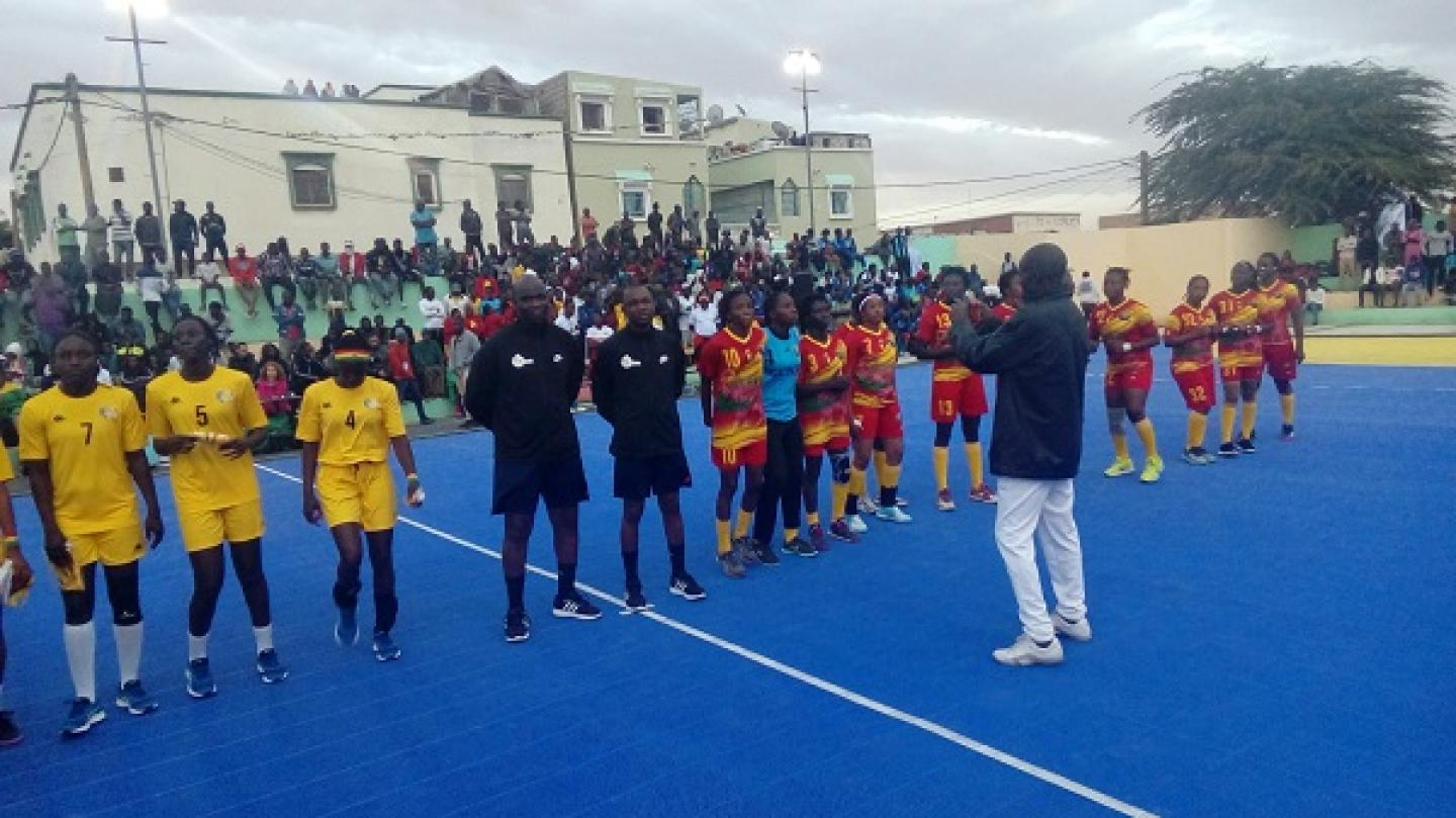 Senegal and Guinea take IHF Trophy Africa - Zone II women's honours