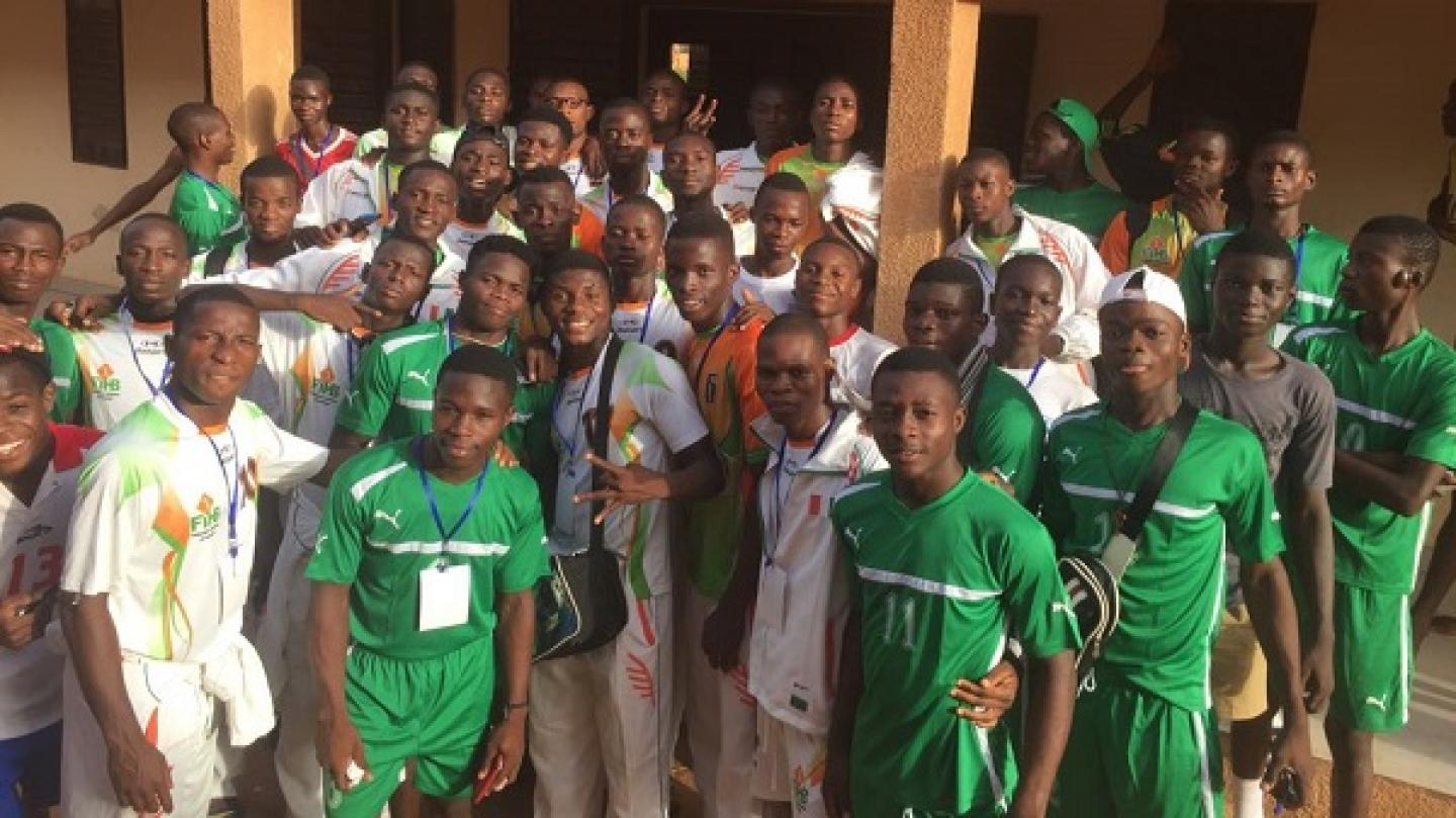 Four countries can win African Zone III IHF Trophy honours