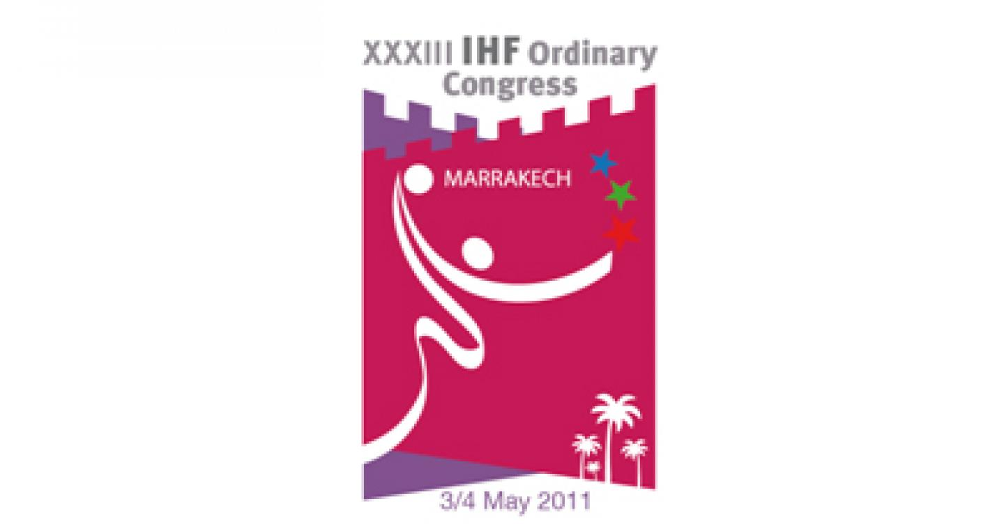 XXXIII Ordinary IHF Congress in Morocco
