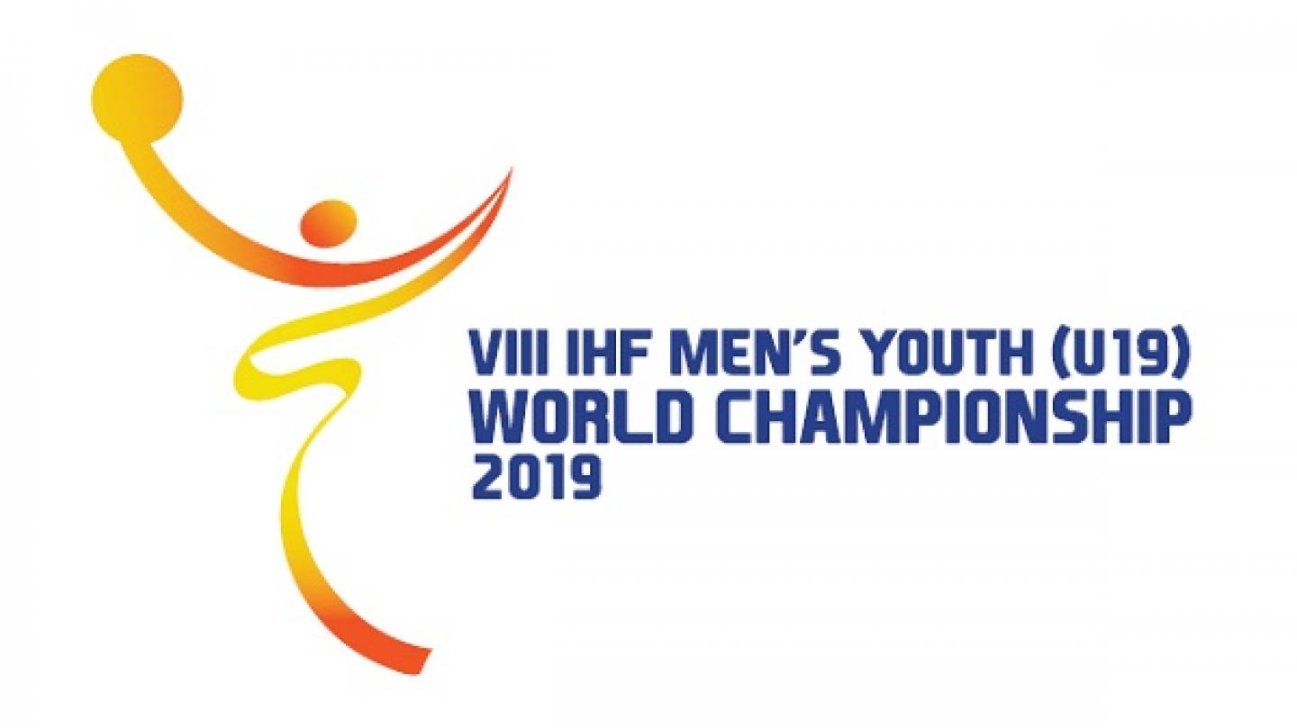 Draw for 2019 IHF Men's Youth (U19) World Championship