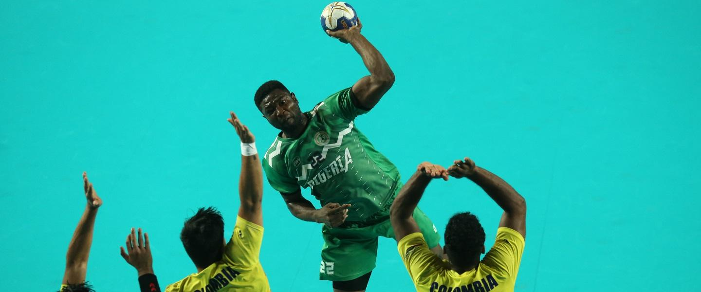 Nigeria win debutants' match for seventh