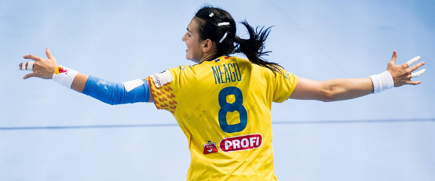 Neagu: Amazing for all of Romanian sport