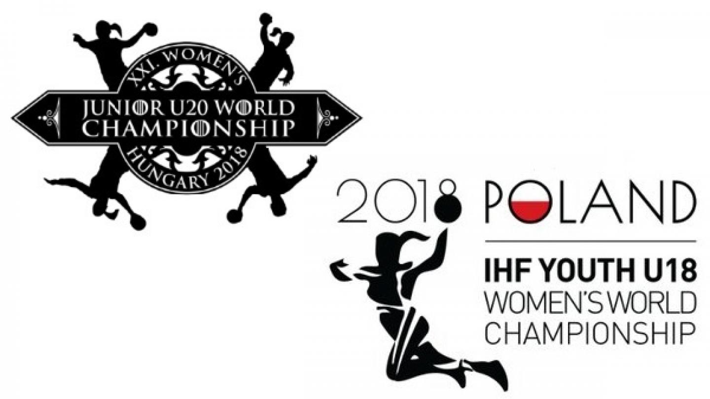 Draws for 2018 Women's Junior and Youth World Championships to be held in Basle
