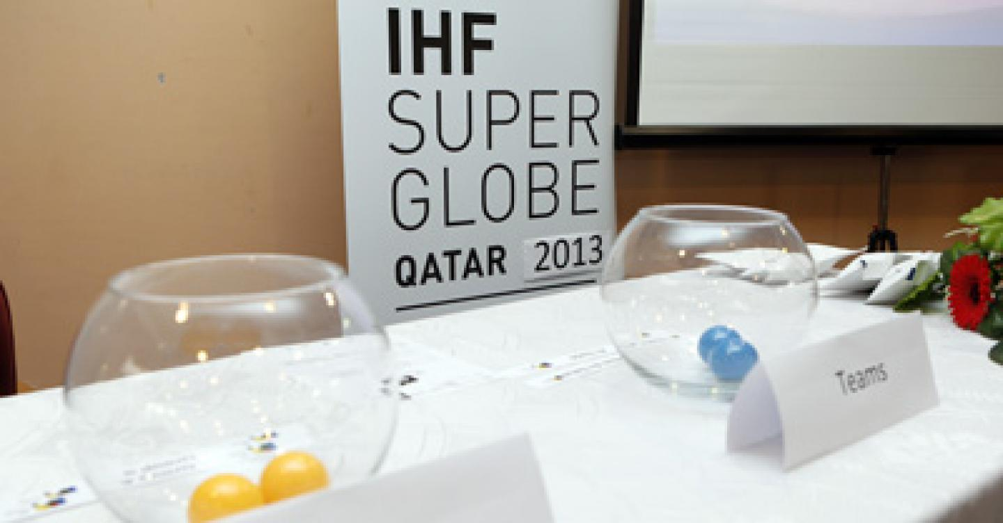 Accreditation process for IHF Super Globe ends on 18 August