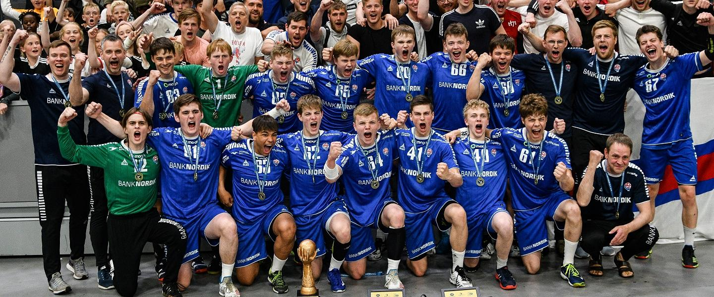Faroe Islands win first U17 Men's European Open