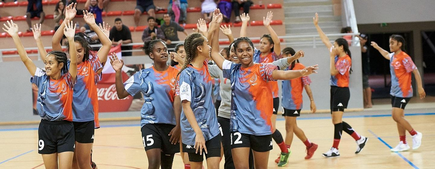 New Caledonia win IHF Trophy – Oceania titles