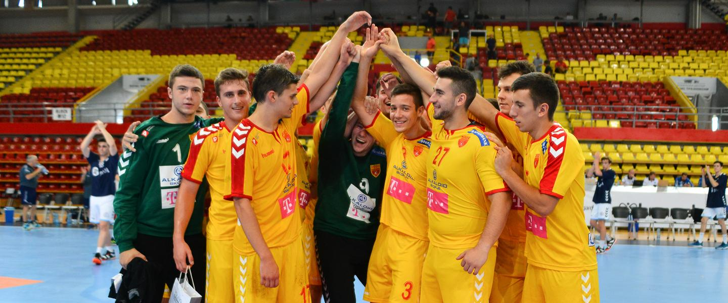 Hosts end on a high note in Skopje
