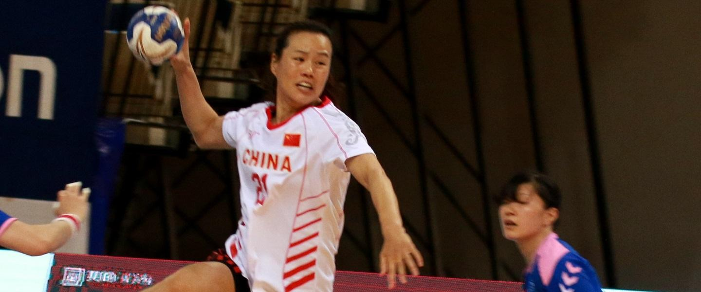 Chinese National Club take first final ticket
