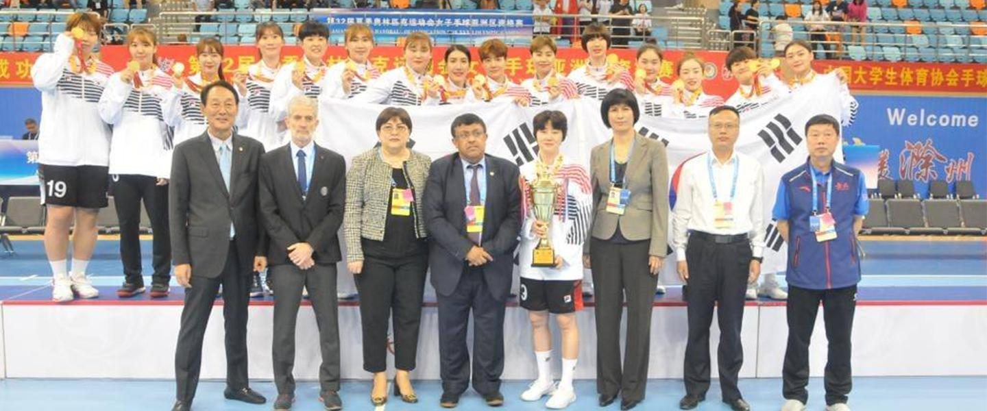 Korea women through to Tokyo 2020 Olympic Games